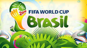 Fifa World Cup 12 June - 13 July 2014